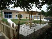 Maison restaurée avec des matériaux écologiques située au coeur du Pays Mellois