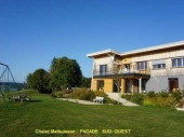 Location vacances Malbuisson - chalet au bord du Lac de St Point