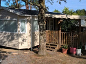 Mobil-Home 46 personnes- Camping 4* Les Oyats