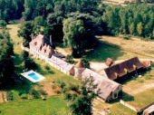 Maison  en Berry entre Châteaux et Cathédrales