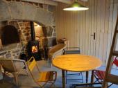 Ancien four à pain de la ferme aménagé en gîte avec tout le confort, calme bien être randonnées et Bistronomie ...