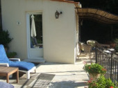 petite location dans l'arrière pays de Grasse