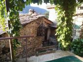 Maison De Montagne de charme  avec une vue perchée dans l'arrière pays mentonnais