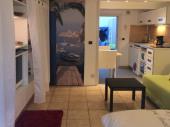 Studio situé à Antibes