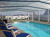 Plouhinec - Villa avec vue mer et piscine couverte et chauffée