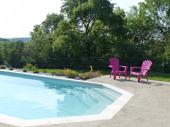 Gite écologique avec piscine au sud de Toulouse