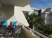 Très beau T2, piscine, parking, terrasse, plages à 400 m - WIFI gratuit