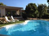 Villa avec piscine privée chauffée à 10' des plus belles plages de Porto Vecchio