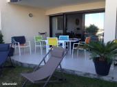 Appartement sur port avec jardin GOLFE  DE St Tropez COGOLIN