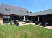 Maison neuve - piscine intérieure à Fouesnant (Beg Meil)