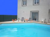 OFFRE VILLA NEUVE 10 Pers + PISCINE PRIVATIVE (vidéo incluse) - Le Gite du soleil : 4 Chambres avec 10 couchages