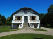 Le Chalet du Pêcheur, grand gîte de standing dans un cadre unique entre Normandie et Picardie