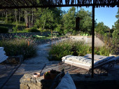 Mas de l'Issart, Maison du 17ème, piscine privée 15x4m