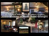La Dolce Vita des Hautes Côtes - gîte 4/6 personnes au coeur du vignoble bourguignon