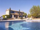 A MENERBES dans le LUBERON très beau mas piscine privée pour 7personnes