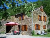 Location de vacances :  gîte calme en pleine nature ( Vallée du Tarn)