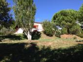 villa individuelle tout confort en pleine nature ardéchoise  ,sans vis à vis pour 7 à 8 personnes