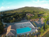 Gites avec piscine, Sud Ardèche