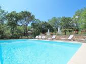 Mas de Véroncle à gordes, provence, piscine privée,  vacances familiales reposantes.