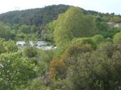 Maison plein nature au bord de la rivière