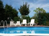 vacances dans une belle maison a la campagne avec piscine Saint Médard Nicourby - Lot - Midi-Pyrénées