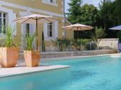 Belle maison de village avec superbe vue et piscine