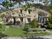 Chambres d'hôtes Monalisa face au Mont Ventoux dans la Drôme Provençale