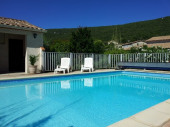 Maison avec piscine- Cévennes/Méditerranée