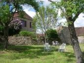 Gîte La Ferme Sigy-le-Châtel(près de Cluny)