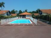 Villa-patio de 50 m²  pour 6 personnes , dans la résidence Les Estivales à Capbreton (Landes), Avenue Montaigne.