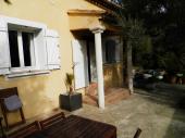Maison  avec petite piscine dans les hauteurs Toulon