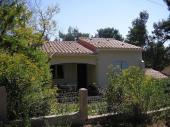 Maison avec jardin en bordure d'une pinède, idéale pour des enfants