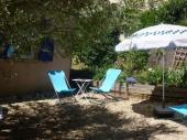 Au départ des Gorges de La Nesque, à deux pas du village. Classement Meublé de Tourism 3 étoiles.