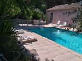Loue maison avec piscine Sartène