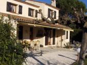 Gîtes de France La villa au Mas du Rocher.