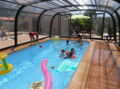 Villa située à 10 km d'argeles avec piscine