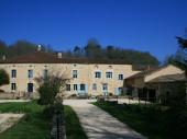 Moulin de Saint-Avit : Gite de 12 (à 17) personnes dans un endroit bucolique