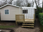 Location mobilhome Pont-Aven Camping 4