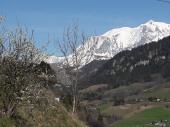 Location chalet près Megève alliant authenticité modernité et calme (été courte durée, hiver à la saison)