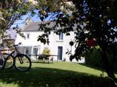 maison de vacances proximité immédiate de Carantec,classée 3 étoiles .