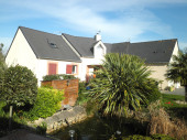 MAISON 3 CHBRES, 2 SDE, 2 WC, JARDIN, CHEMINEE, WIFI - PROMO VACANCES PRINTEMPS SEMAINE 635€