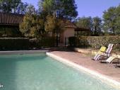 Gîte rénové indépendant avec piscine