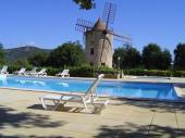 gites indépendants avec piscine à vallon pont d arc, gorges de l'Ardèche - Logement 1135821