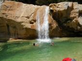 3 Gîtes tout confort, Sierra de Guara, baignades, randonnées