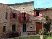 Maison des verriers de Grésigne, gîte de caractère entièrement rénnové classé Art de vivre.