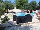 Location Maison Rodilhan 6km Decnimes 10 personnes dès 2.000 euros par semaine