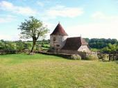 Gîte Insolite pour 23p. dans Tour de garde du Château proche RocamadourPadirac