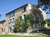 Grande maison, piscine privée, pleine nature à Puivert dans le pays Cathare
