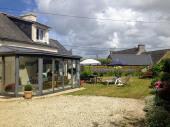 Ty-Coz Maison Bretonne avec jardin