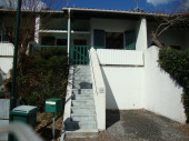 Très agréable cottage basque en ville à 500m de la plage sable à St Jean de Luz très calme pouvant loger 7 personnes.